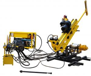 China Z90-3 HQ 300m Underground Drill Rig Used For Tunneling And Water Conservancy on sale