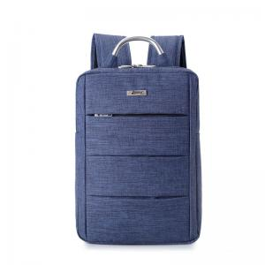 China 0.5 KG 15.6 Inch Business Laptop Backpack Water Resistant For Short Journey on sale