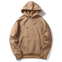 China Custom Men Hooded Pullover Sweatshirt Fleece Oversized Hoodie on sale