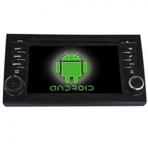 China AUDI A4 Car radio dvd player with GPS WIFI Bluetooth Ipod Android 4.1 system Factory on sale