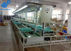 China Mobile Phone / LED Assembly Line High Degree Automation For Electronics Products on sale