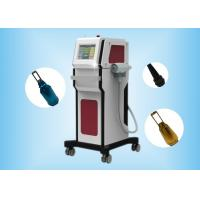 Hospital & Salon Equipment Q switched nd yag laser With 1064nm & 532nm For Ance Scar Removal