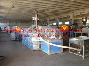 China PVC Foam Board Extruder Manufacturer for Construction on sale