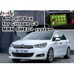 China Citroen C4 C5 C3 - XR SMEG+ MRN SYSTEM Car Navigation box mirrorlink video play wholesale
