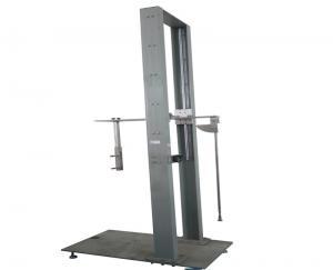 China IK Code Impact Testing Machine / Stainless Steel Pendulum Swinging Hammer Test Apparatus on sale