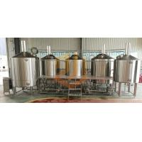 3000L , 4000L , 5000L steam heating micro beer brewing equipment for microbrewery with ce certification