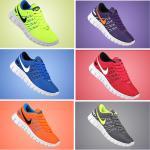 新しいフリー ランの6.0人および女性の運動運動靴、運動女性および男性のzapatillas