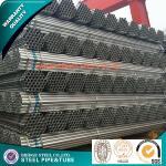 Tubulação de aço estrutural ASTM A53 de Q235 Q195 EFW, parede grossa 0.5mm - 20mm