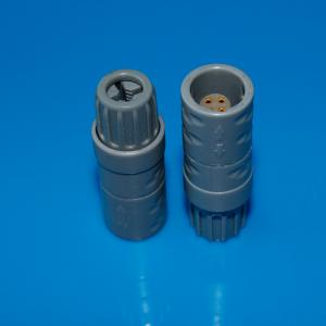 China Waterproof Medical Automotive Electrical Connectors With Quick Disconnect on sale