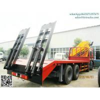 Truck Mounted Crane XCMG cranes 16T.m boom  DFL 8x4 flatbed truck mounted crane Whatsp:8615271357675