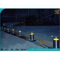 Remote Control Hydraulic Bollards, Car Traffic Barrier IP 68 Automatic Rising Bollards