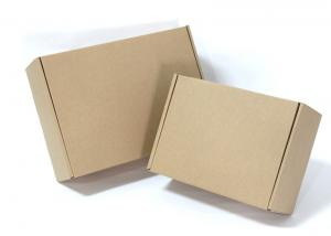 China Embossing CMKY Printing 420gsm Corrugated Aircraft Box on sale