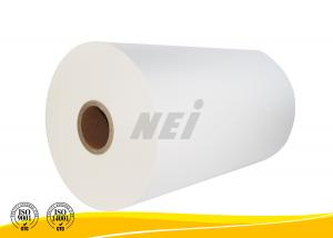 China BOPP Thermal Dry Erase Laminate Film Higher Adhesiveness Customize Sized on sale