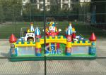 Commercial grade giant inflatable amusement park for outdoor made of top quality from guanzhou Inflatable factory
