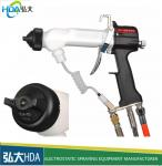 HAD-1020 High pressure air manual electrostatic liquid paint spray gun manufacturer