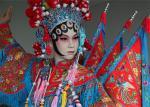 Caracteres resina de la ópera o figuras de acción del silicón, esculturas realistas de la cera