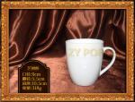 Modern Bulk Custom Coffee Mugs , Ceramic Coffee Mugs Lightweight Solvent - Resistant