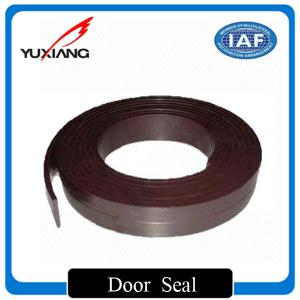 China Plastic Magnetic Door Seal Soft Type Ferrite Powder And Polymer Mixture Material on sale