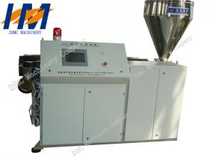 China 75mm Diameter Plastic Extrusion Machine , Polymer Extrusion Equipment on sale