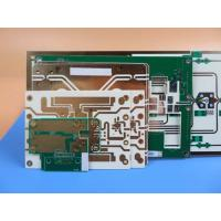 Multilayer PCB Built On RO4350B With Blind Via from Top to Inner Layer