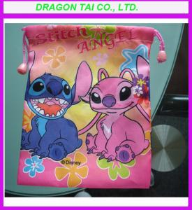 China non-woven draw string bags, drawstring bags, drawstring gift bags on sale