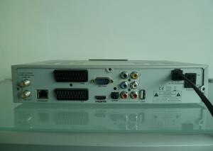 China  High Definition  sclass s1000 Satellite Receiver DVB-S2 with  Automatic PAL / NTSC  on sale