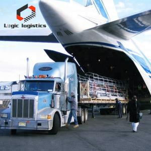 China FCL LCL Air Freight Forwarders Consolidation Shipping To US FBA on sale