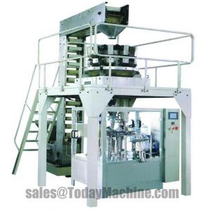 China Automatic premade pouch filling sealing machine, premade pouch packing machine on sale