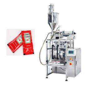 China Hot Sale Soft Sachet  Liquid Packaging Machine With Cheap Price on sale