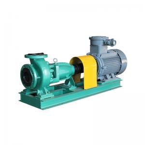 China IHF corrosion resisting centrifugal pump fluorine plastic chemical pump on sale