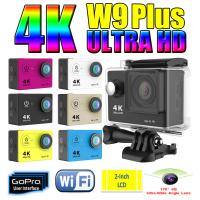 CHEAPEST H9 WATERPROOF CAMCORDER hd1080p wifi sport camera 170 WIDE ANGLE 4K Sports DV