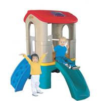 China Anti-crack Kids Playroom Furniture , Children's slides on sale