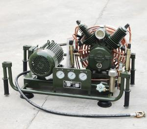 quality gs206 type fire breathing air compressor fire air compressor