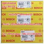 Genuine and New BOSCH injector 0445116034 ,0 445 116 034, 0445116 034 , 03L130277C ,03L 130 277 C, for Volkswagen / VW