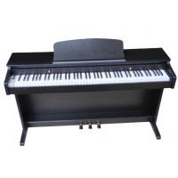 Electronic Polished black 88 key Digital Piano With Melamine Shell DP8820B