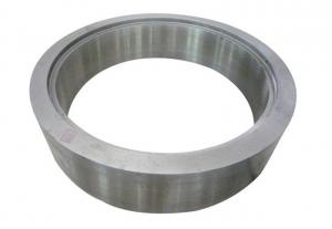 China OEM ASTM GB / T3077-1999 20CrMnMo, 42CrMo Alloy Steel Forged Rings 6000mm OD on sale