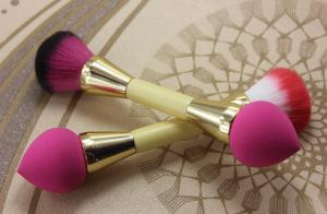 China Wool Puff Senior Cosmetic Brush Sets , Makeup Gift Set Cosmetic on sale