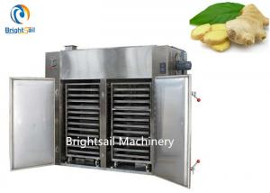 China Commercial Dryer Oven Machine Ginger Cinnamon Red Pepper Drying With Ce on sale