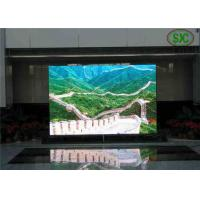 High brightness Photos SMD LED Screen , led indoor display  320mmx160mm