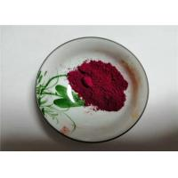 Stable Coloring Purple Red Pigment , Agricultural Organic Pigment Powder