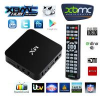 MX Android Tv Box Support Full HD 1080P Amlogic 8726-MX Chip,GPU Mali 400 1GB+8GB