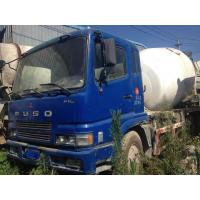 Concrete mixer truck and   FUSO Mitsubishi Used Concrete Mixer Truck 10 CBM