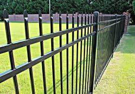 China cheap wrought iron fence / aluminum fence / steel fence from China factory on sale