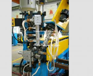 China Coaxial cable wire extrusion equipments production line on sale
