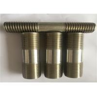 Chromium Nickel Alloy Fasteners UNS N06022 W.Nr.2.4602 Hastelloy C22 Bolt Nut Washer Stud