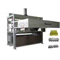 Fully Auto Paper Molded Egg Carton Making Machine Vacuum Suction Forming Type