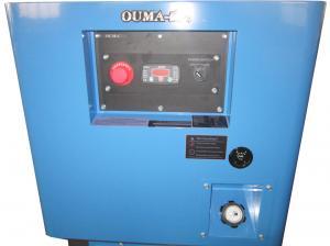 China Home Power Brushless Kubota Diesel Generator Three Phase Four Wire 15KW - 17KW on sale