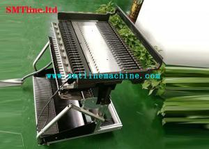 China White Color SMT Machine Parts , Paper Boxed Packing Power Wire Feeder Cart on sale