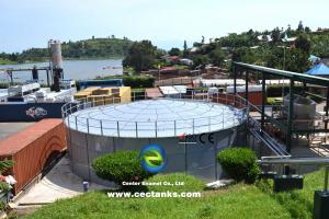 China High Quality Potable Water Storage Tank With AWWA D103-09 Standard on sale