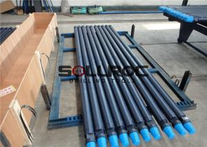 China API Reg IF Reg Thread 127mm 140mm DTH Drill Pipes Tubes Rods on sale